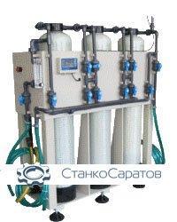 Установки фильтрации для гальваники