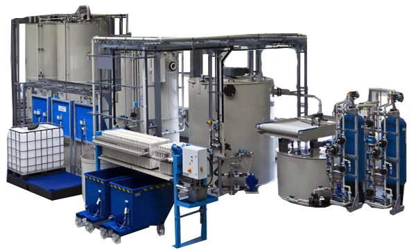 Гальваническое оборудование хромирования меднения цинкования от производителя